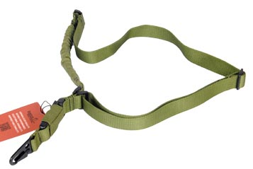 Tactical QD Single Point Sling OD